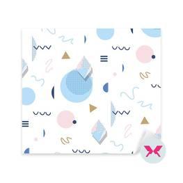 Sticker - Retro pattern