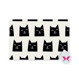 Nálepka pro nemluvně - Kočky