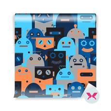 Duvar Resmi Öğrenci - Robotlar