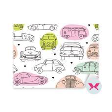 Adesivo per camera dei giovani - Vecchie automobili vintage