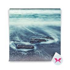 Fototapet - Minimalistisk havslandskap