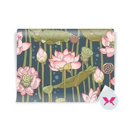 Wall Mural - Blooming lotus