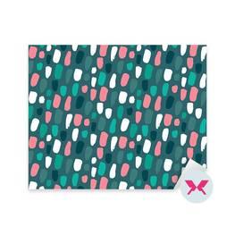 Sticker - Hand drawn abstract confetti texture
