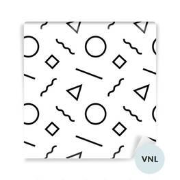 Wallpaper - 80s pattern
