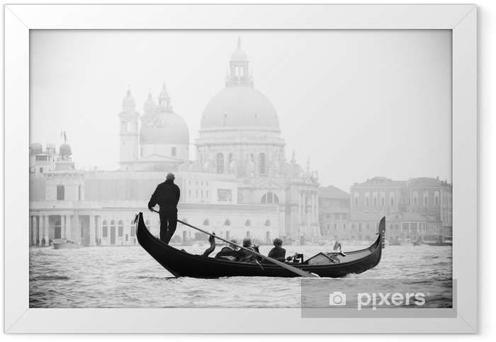 Venice Framed Poster - Themes