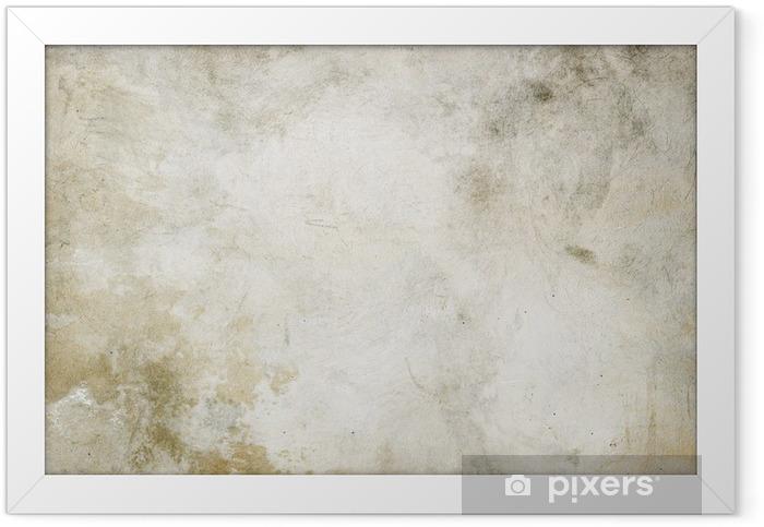 Plakat w ramie Tekstury kamienia - Tematy
