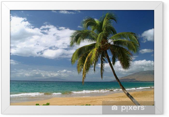 maui hawaii Framed Poster - Themes