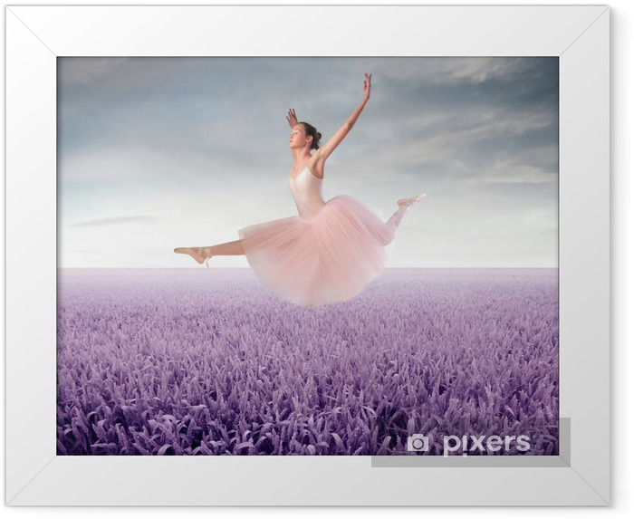 Plakat w ramie Taniec - Tematy