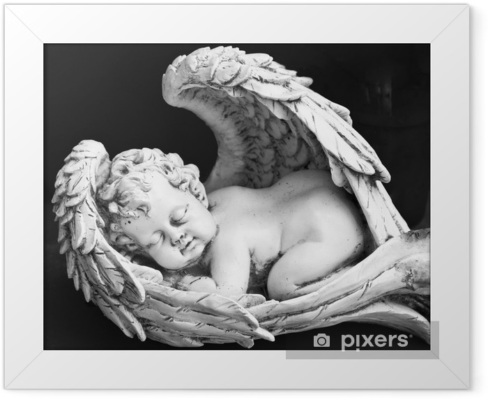 Schlafender Engel Framed Poster - Themes