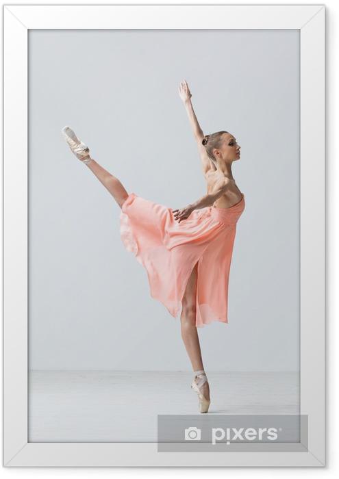 Plakat w ramie Tancerz - Tematy