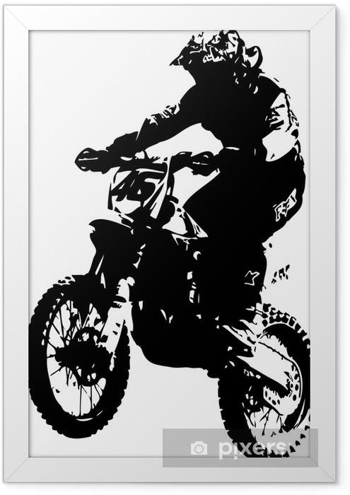 Plakat w ramie Mx rider 2 - Sporty ekstremalne
