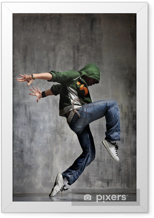 dancing Framed Poster - Themes