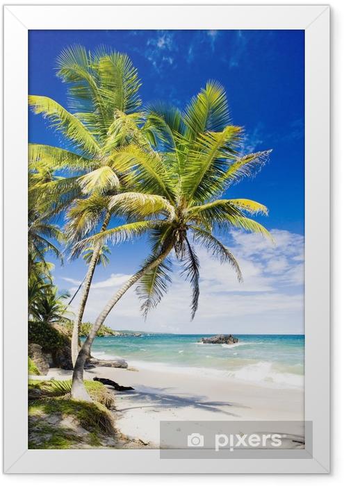 Cumana Bay, Trinidad Framed Poster - Themes