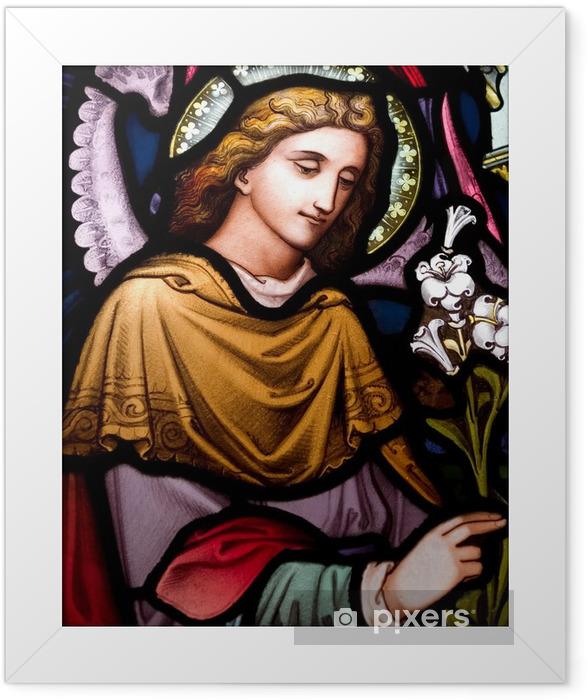 Archangel Gabriel Framed Poster - Themes