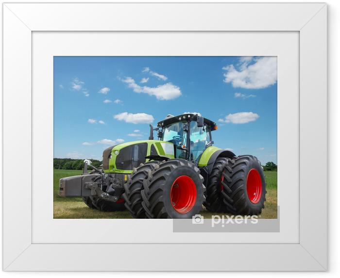 Ingelijste Poster Tractor - Thema's