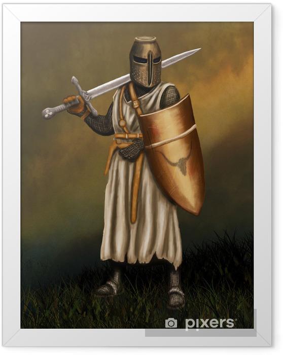 Poster i Ram Knight - Riddare