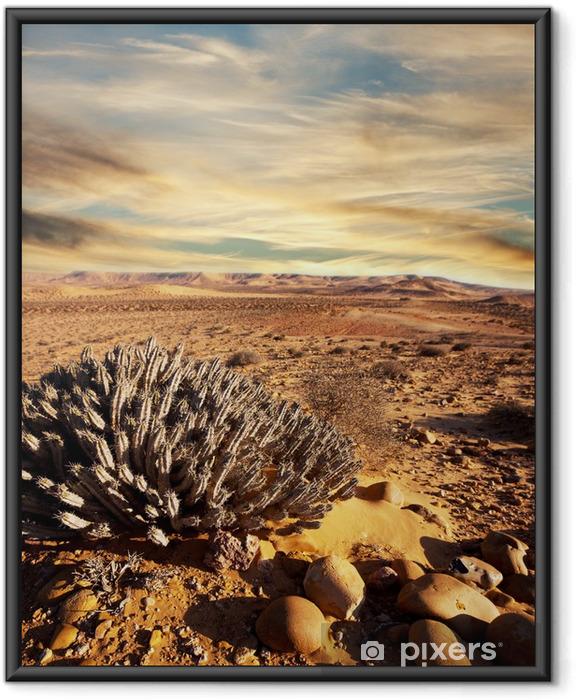 Poster i Ram Sahara - Marocko