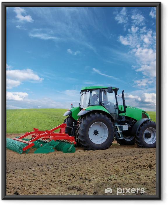 Plakát v rámu Traktor - Témata