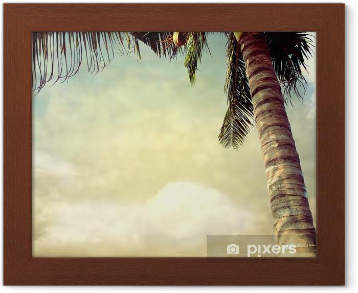 Plakat w ramie Photobeach-17 - Tematy