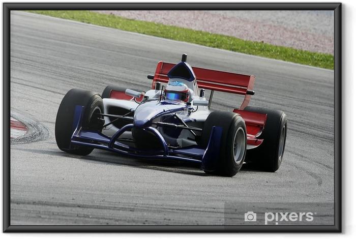 Plakat w ramie A1 grand prix - Tematy