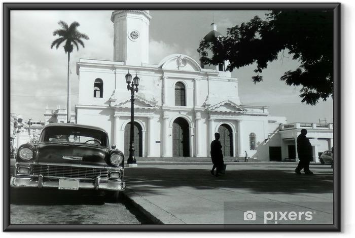 Ingelijste Poster Chevrolet Cienfuegos - Thema's