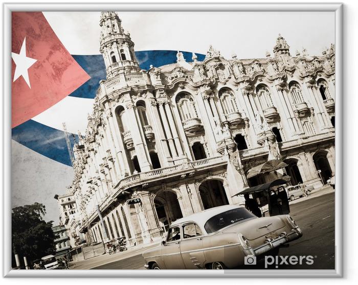 Poster i Ram Kuba - Teman
