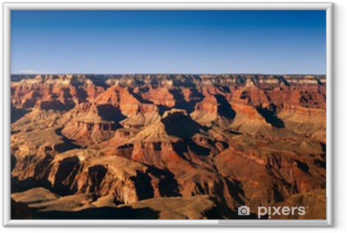 Poster i Ram Panorama Grand Canyon, USA - iStaging