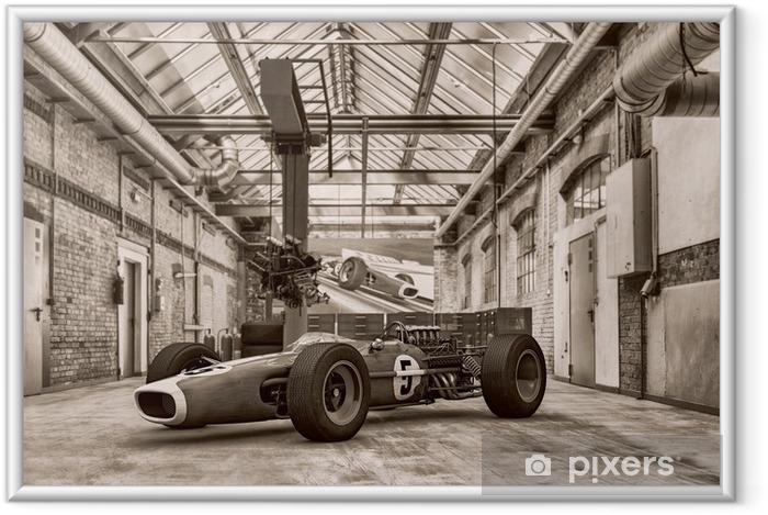 Poster i Ram Cascene 110 - Formel 1