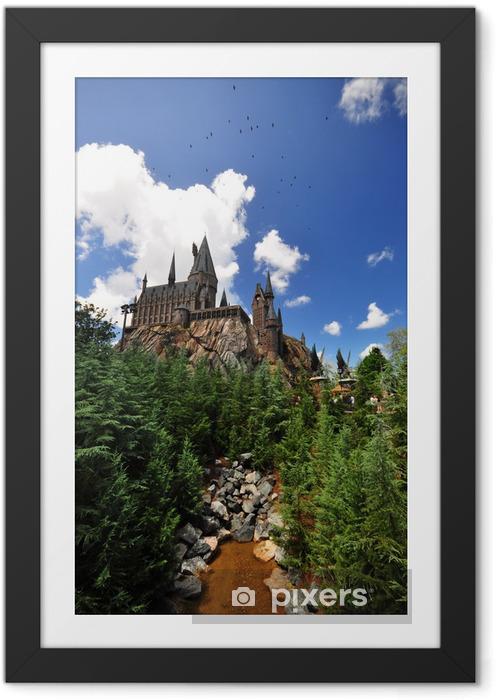 Plakat w ramie Szkoła Magii i Czarodziejstwa - Tematy