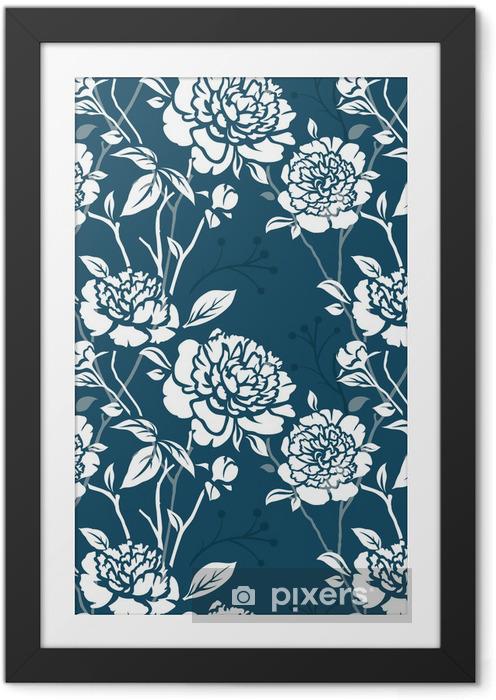 Immagine in Cornice Seamless pattern - Sfondi