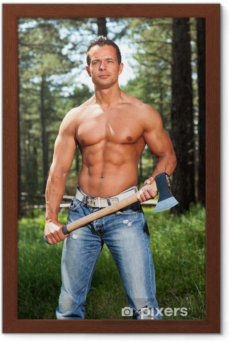 Männer muskulöse nackte Gay Muskulöse