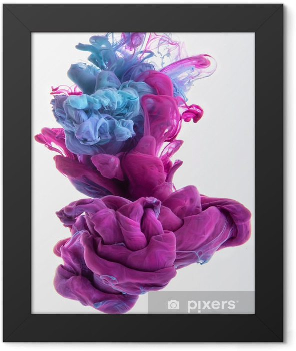 color dop Framed Poster - Themes