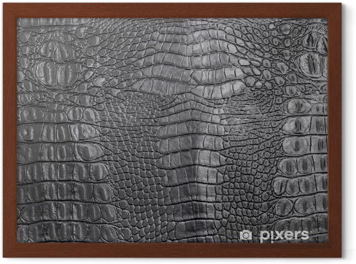 Poster in Cornice Ordito - Texture