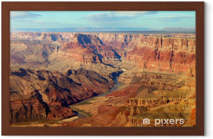 Grand Canyon National Park Framed Poster - America