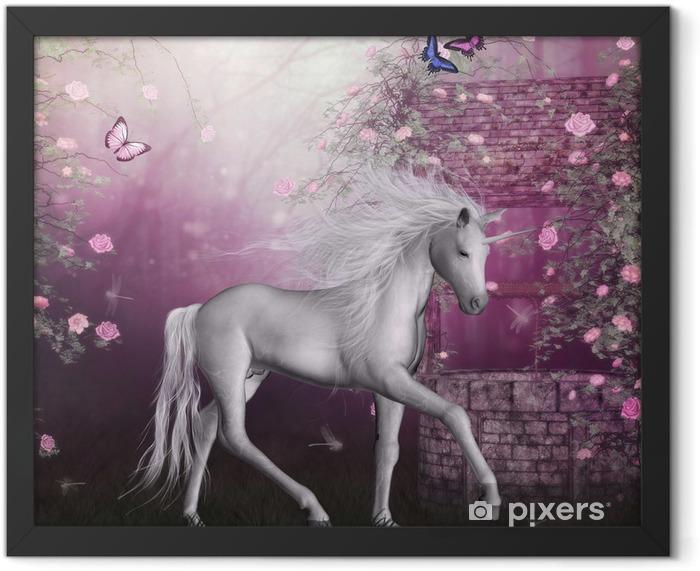 Plakat w ramie Last Unicorn - Tematy