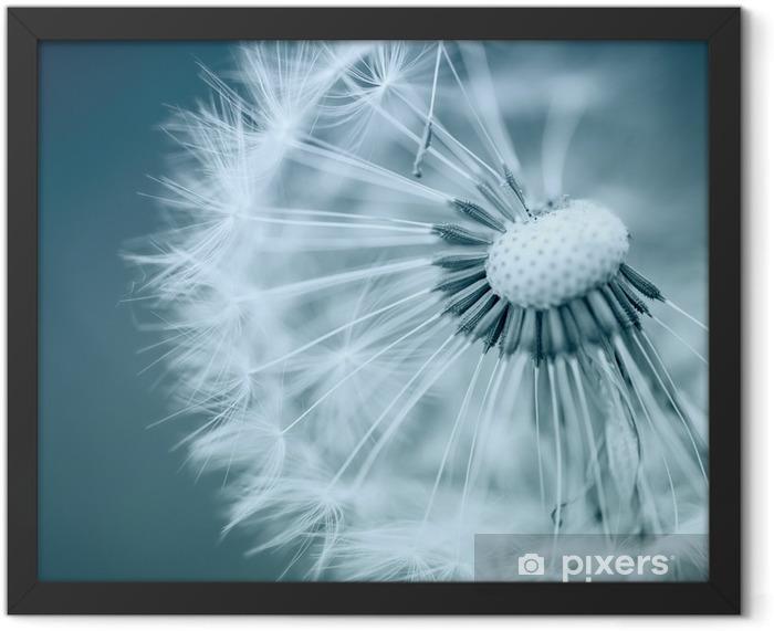 Dandelion Framed Poster - Themes