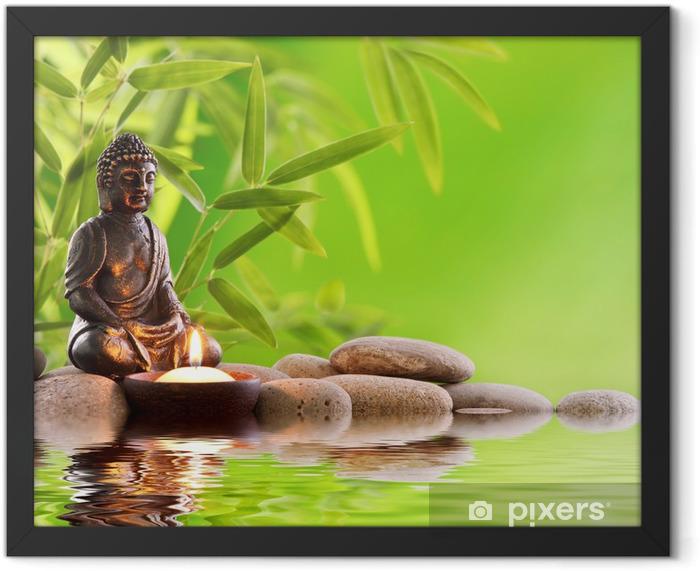 Buddha Zen Framed Poster - Styles