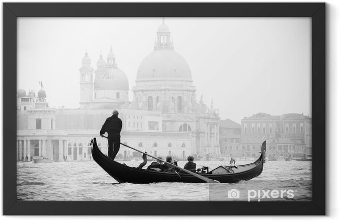 Plakat w ramie Wenecja - Tematy