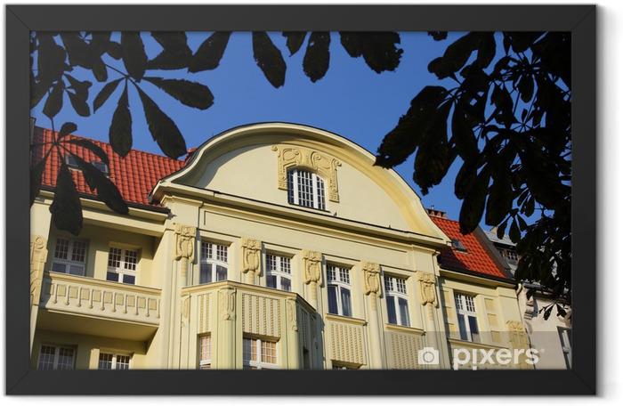Bydgoszcz, Poland Framed Poster - Themes