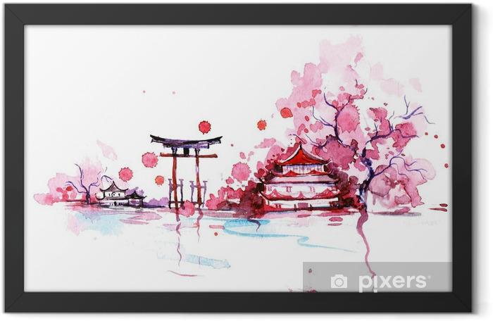 Japan Framed Poster - Travel