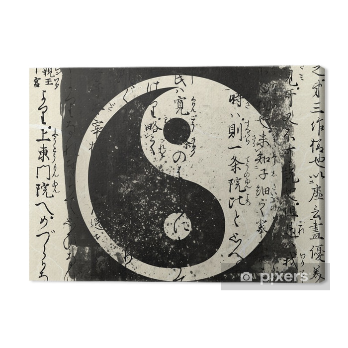 Yin And Yang Premium prints - Styles