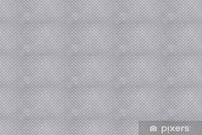 metal seamless pattern tile, wrap around diamond steel texture emboss Vinyl Custom-made Wallpaper - Graphic Resources
