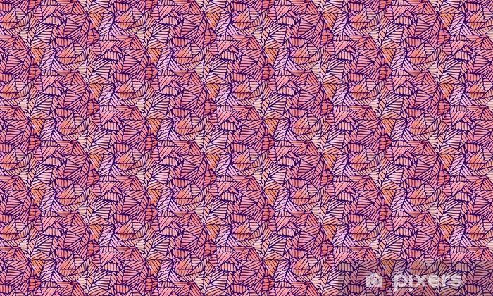 Vesiväri abstrakti saumaton malli. vektori kuva Räätälöity vinyylitapetti - Graafiset Resurssit