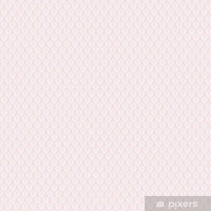 Papel pintado estándar a medida Damasco de fondo sin fisuras patrón de color rosa pastel. - Recursos gráficos