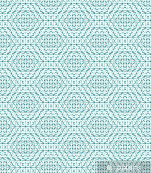 Vinyl behang, op maat gemaakt Naadloze geometrische patroon - Grafische Bronnen