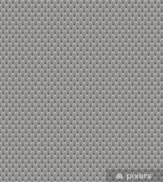 Måttanpassad vinyltapet Seamless geometriskt mönster - Grafiska resurser