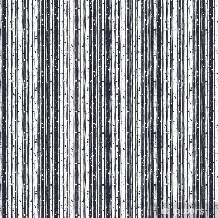 Abstract Hand Drawn Seamless Pattern With Black And White Lines Wallpaper Pixers We Live To Change