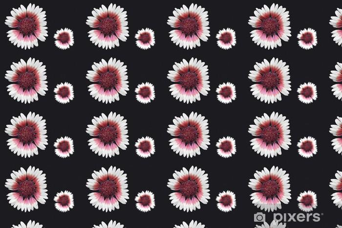 Papier peint vinyle sur mesure Fleur détouré - Fleurs