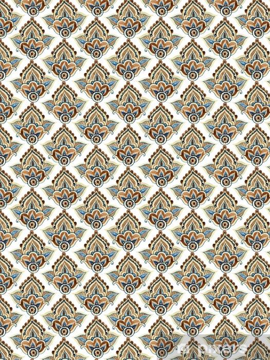 Tapeta na wymiar winylowa Akwarela indian ornament - Zasoby graficzne
