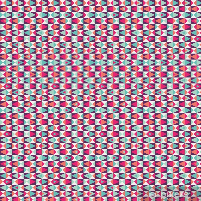 Papel pintado estándar a medida Seamless patrón geométrico -